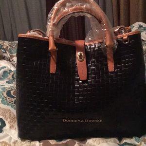 Brand new Dooney & Bourke satchel